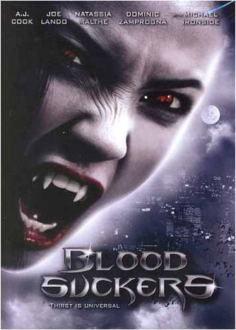 Blood Suckers DVD Movie