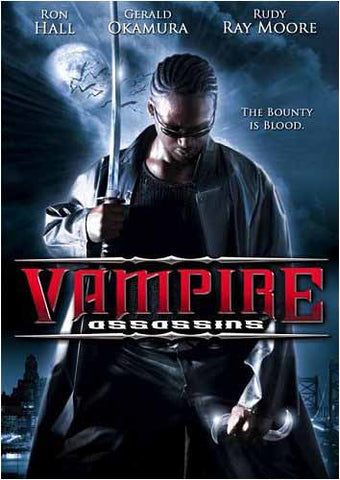 Vampire Assassin DVD Movie