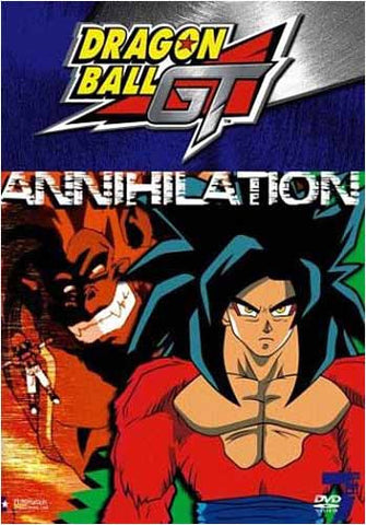 Dragon Ball GT - Annihilation (Vol. 7) DVD Movie
