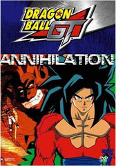 Dragon Ball GT - Annihilation (Vol. 7)