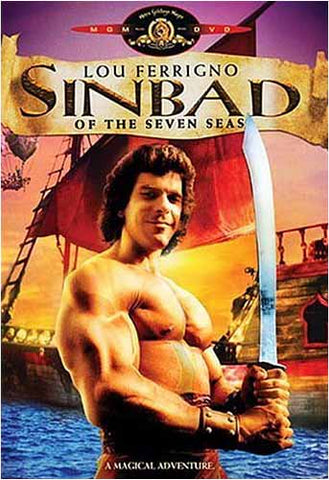 Sinbad of the Seven Seas DVD Movie