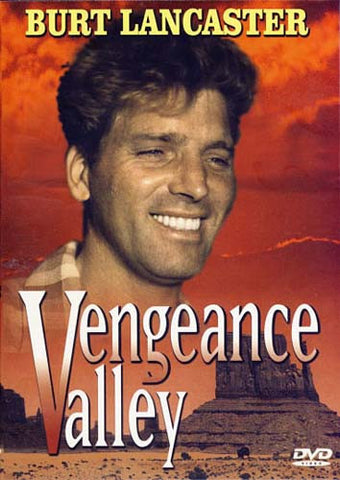 Vengeance Valley DVD Movie