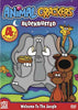 Animal Crackers - Blockbusted DVD Movie