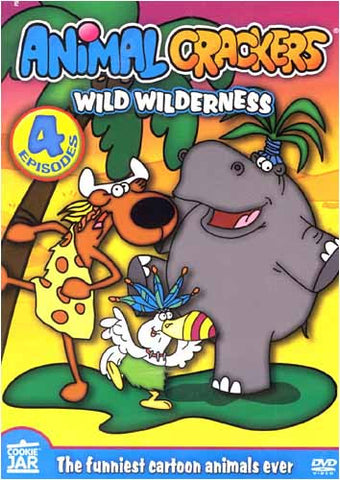 Animal Crackers - Wild Wilderness DVD Movie