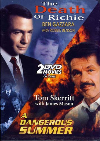 Ben Gazzara/Tom Skerritt -The Death of Richie/A Dangerous Summer DVD Movie