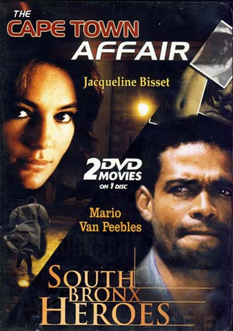 Cape Town Affair/South Bronx Heroes DVD Movie