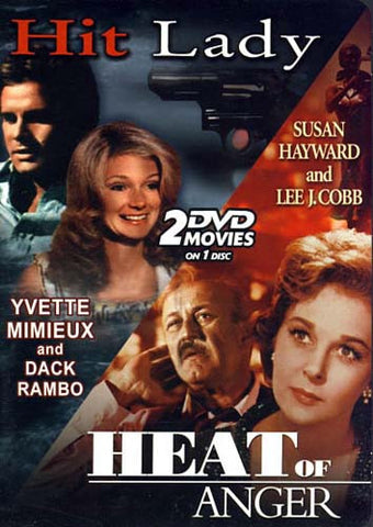 Hit Lady/Heat of Anger DVD Movie