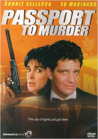 Passport to Murder DVD Movie