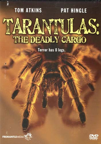 Tarantulas: The Deadly Cargo (1977) DVD Movie