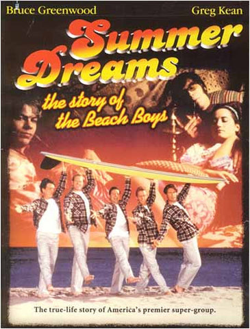Summer Dreams: The Story of the Beach Boys (1990) DVD Movie
