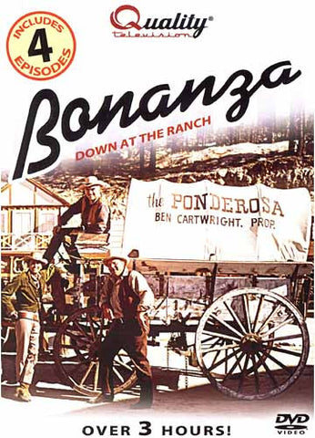 Bonanza - Down at the Ranch DVD Movie