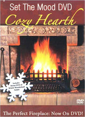 Set the Mood DVD: Cozy Hearth