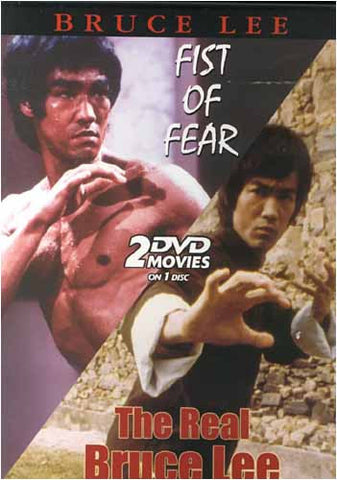 Fist of Fear / The Real Bruce Lee DVD Movie