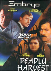 Embryo & Deadly Harvest ... 2 DVD Movies on 1 Disc