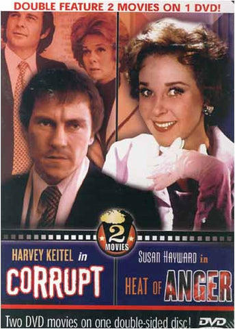 Corrupt / Heat of Anger (Double Feature) DVD Movie