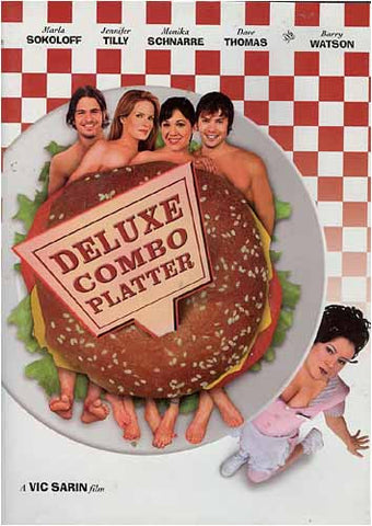 Deluxe Combo Platter DVD Movie