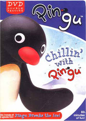 Chillin' with Pingu / Pingu Breaks the Ice (DVD Double Feature)