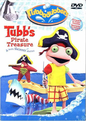 Tubb's Pirate Treasure and More Swimmin Stories DVD Movie