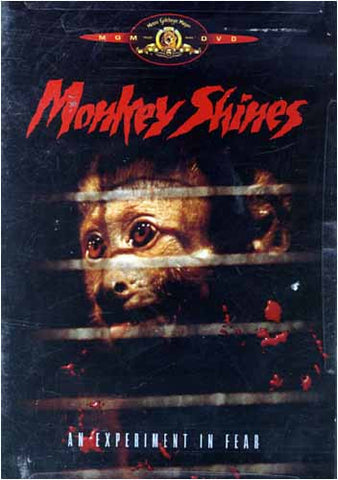 Monkey Shines (MGM) DVD Movie