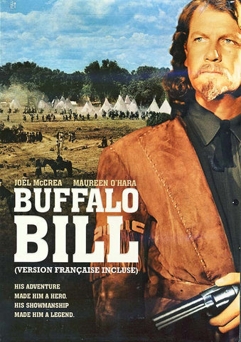 Buffalo Bill (Version Frencaise Incluse) DVD Movie