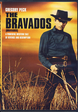The Bravados (Bilingual) DVD Movie
