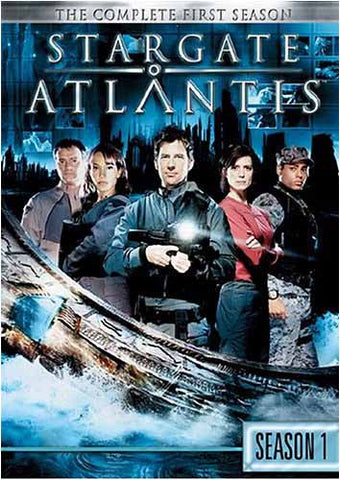 Stargate Atlantis - The Complete First Season (1st) (Boxset) (MGM) DVD Movie