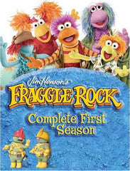Fraggle Rock - Complete First Season (Boxset)