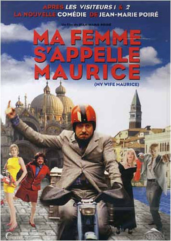 Ma Femme S appelle Maurice (Bilingual) DVD Movie