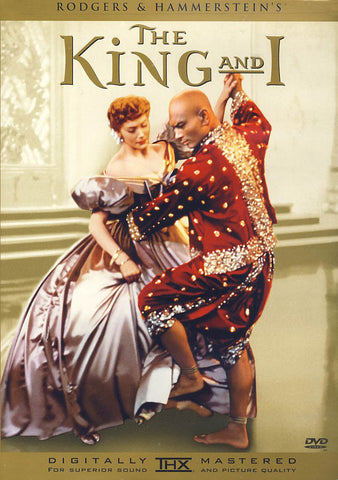 The King and I DVD Movie
