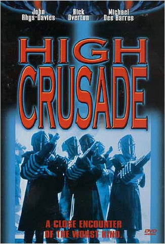 The High Crusade DVD Movie