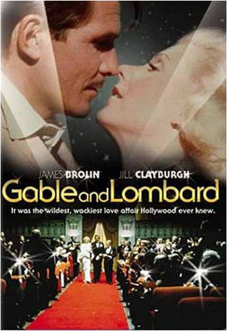 Gable and Lombard DVD Movie