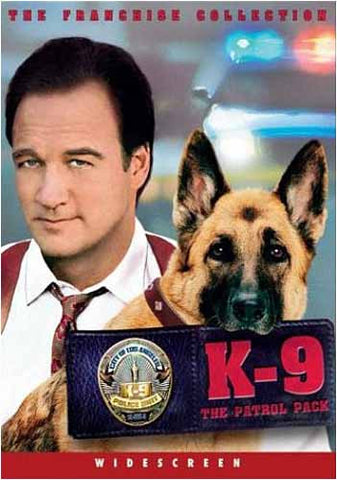K-9 The Patrol Pack - Franchise Collection (Widescreen) DVD Movie