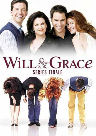 Will and Grace : Series Finale DVD Movie