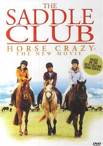 The Saddle Club - Horse Crazy - The New Movie DVD Movie