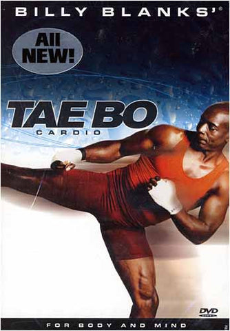 Billy Blanks Tae Bo - Cardio - For Body and Mind DVD Movie