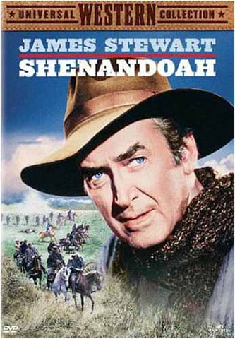 Shenandoah DVD Movie
