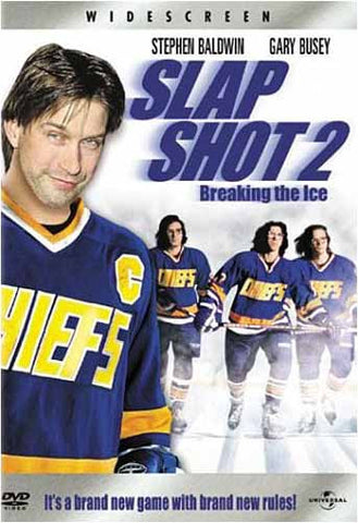 Slap Shot 2 - Breaking the Ice (Widescreen) DVD Movie