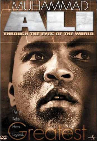 Muhammad Ali - Through the Eyes of the World DVD Movie