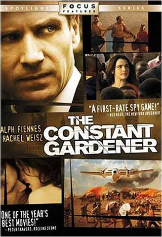 The Constant Gardener (Full Screen) DVD Movie