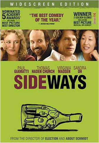 Sideways (Widescreen Edition) DVD Movie