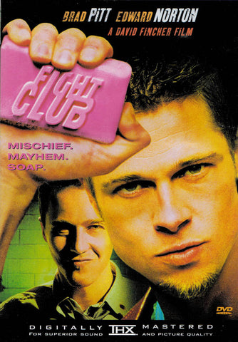 Fight Club DVD Movie