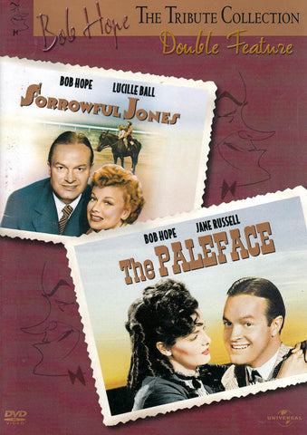 Bob Hope Tribute Collection - Sorrowful Jones / The Paleface (Double Feature) DVD Movie