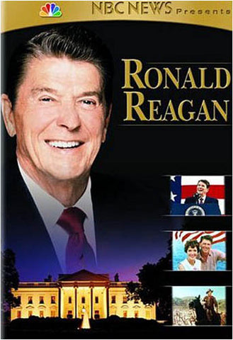 Ronald Reagan (NBC News Presents) DVD Movie