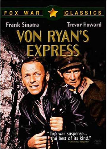 Von Ryan's Express DVD Movie