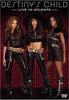 Destiny's Child - Live in Atlanta DVD Movie