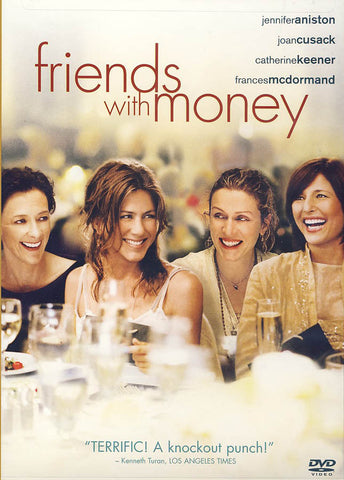 Friends with Money (FullScreen and Widescreen) DVD Movie