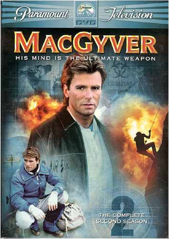 MacGyver - The Complete Second Season (Boxset) DVD Movie