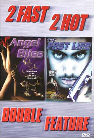 2 Fast 2 Hot Double Feature: Angel Bliss/The Fast Life DVD Movie