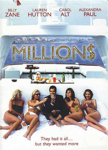 Millions $ (Billy Zane Carlo Vanzina) DVD Movie