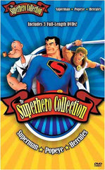 The Superhero Collection - Superman / Popeye / Hercules (Boxset)